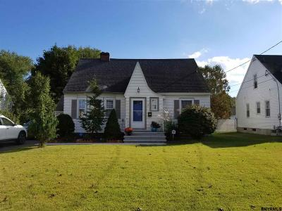 Rotterdam Single Family Home For Sale: 15 Miles Standish Rd