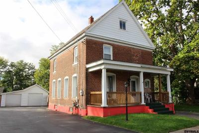 Schenectady Single Family Home New: 2614 Turner Av