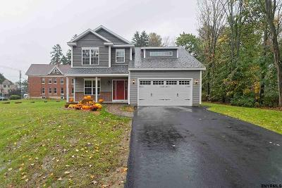 Saratoga County, Warren County Single Family Home For Sale: 1 Hyde Blvd