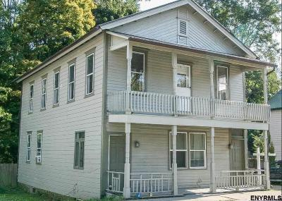 Columbia County Multi Family Home For Sale: 2261 Route 66
