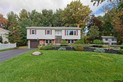 Clifton Park Single Family Home New: 8 Mystic La