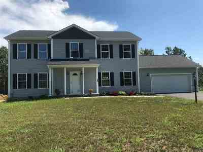 Saratoga County, Warren County Single Family Home For Sale: 15 Smith Rd