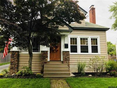 Albany NY Single Family Home For Sale: $219,900