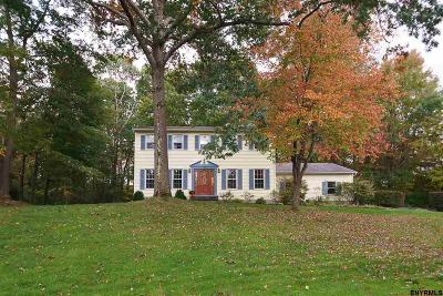 Rensselaer County Single Family Home For Sale: 1688 Richwood Dr
