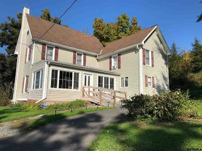 Albany County Single Family Home For Sale: 102 Krueger Rd