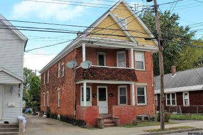 Schenectady NY Two Family Home New: $94,900