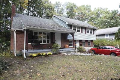 Schenectady County Single Family Home For Sale: 159 Willow La