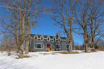 Guilderland Tov Single Family Home New: 432 Bond Rd