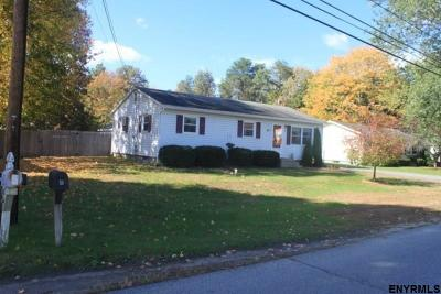 Queensbury, Fort Ann Single Family Home For Sale: 7 Wintergreen Rd