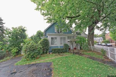Troy Single Family Home New: 17 Walker Av
