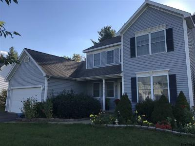 Clifton Park Single Family Home For Sale: 36 Aster Dr