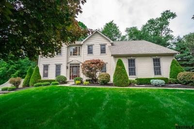 Saratoga County Single Family Home For Sale: 7 Keystone Ter
