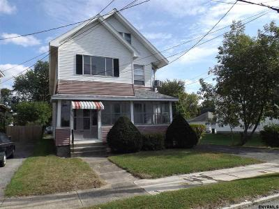 Schenectady NY Two Family Home New: $124,900