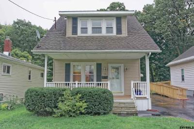 Albany Single Family Home New: 55 Holmes Ct