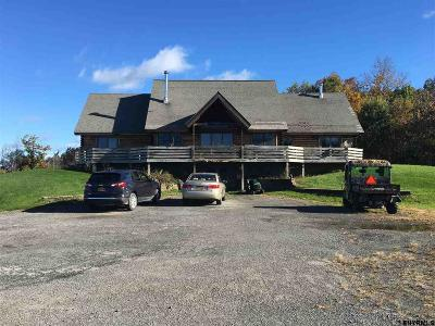 Schenectady County Single Family Home For Sale: 1299 Schoharie Turnpike
