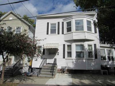 Albany NY Single Family Home For Sale: $88,000