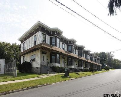 Canajoharie Multi Family Home For Sale: 21 Barclay St