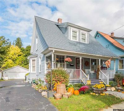 Canajoharie Single Family Home For Sale: 37 Orchard St