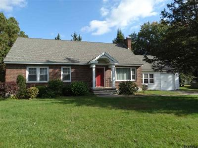 Schenectady County Single Family Home For Sale: 88 Skyway Dr