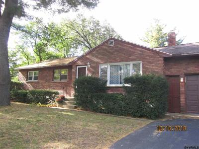 Guilderland Tov Single Family Home New: 4 Ann Dr