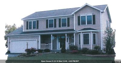 Clifton Park Single Family Home New: 126 Honey Hollow