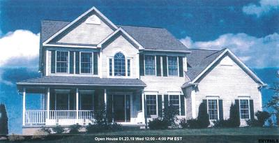 Clifton Park Single Family Home New: 128 Honey Hollow