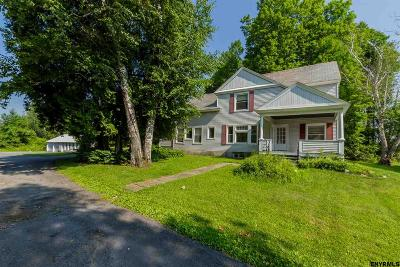 Queensbury, Fort Ann Single Family Home For Sale: 445 Bay Rd