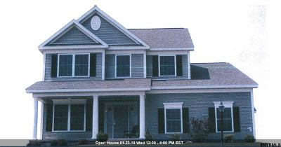 Clifton Park Single Family Home New: 130 Honey Hollow