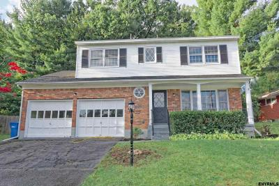 Albany Single Family Home For Sale: 300 Hackett Blvd