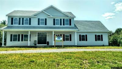 Rensselaer County Single Family Home For Sale: 111 Hidden Pond Dr