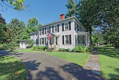 North Greenbush Single Family Home For Sale: 9 Shepherd Dr