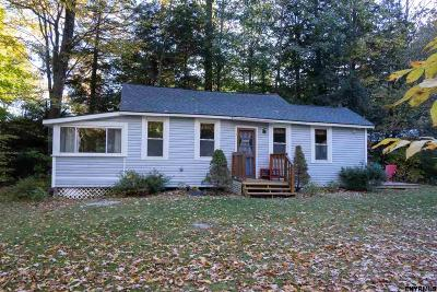 Rensselaer County Single Family Home For Sale: 14 Beach Rd