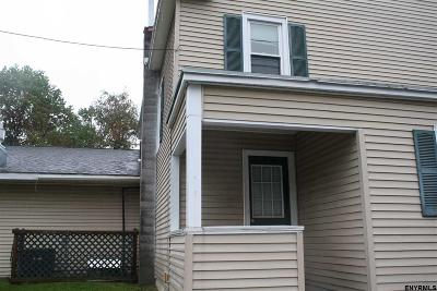 Saratoga County Rental For Rent: 46 West Circular St
