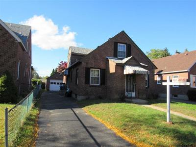 Albany NY Single Family Home For Sale: $174,900