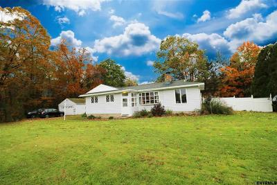 Saratoga County Single Family Home For Sale: 196 County Route 75