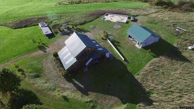 Washington County Single Family Home New: 867 County Rt 52
