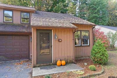 Saratoga County Single Family Home For Sale: 14 Pepperbush Pl