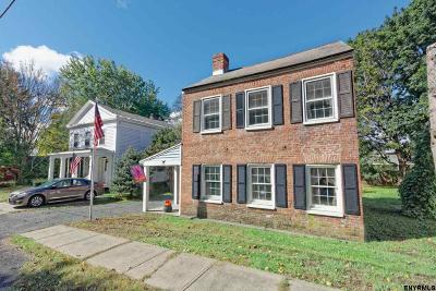 Rensselaer County Single Family Home For Sale: 131 Main St