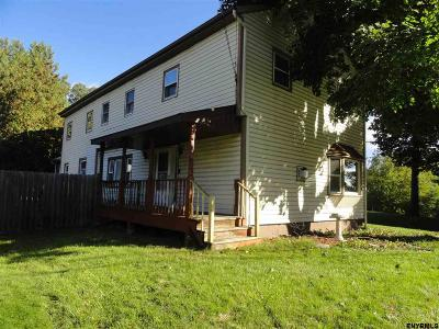 Rotterdam Single Family Home For Sale: 92 Putnam Rd