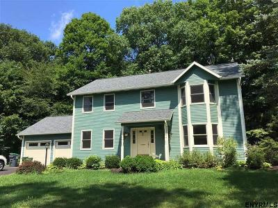 Saratoga County Single Family Home For Sale: 40 Friar Tuck Way