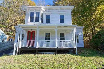 Rensselaer County Single Family Home New: 67 Church St