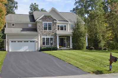Ballston, Ballston Spa, Malta, Clifton Park Single Family Home Price Change: 25 Knollwood Dr
