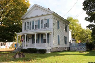 Schoharie County Single Family Home New: 1558 Clauverwie Rd