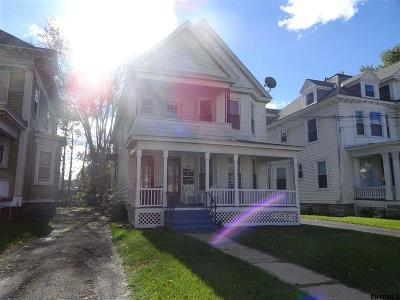 Schenectady Multi Family Home New: 1504 Union St