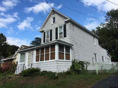 Schenectady Single Family Home New: 907 Harrison Av