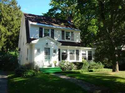 Niskayuna Single Family Home New: 1414 Regent St