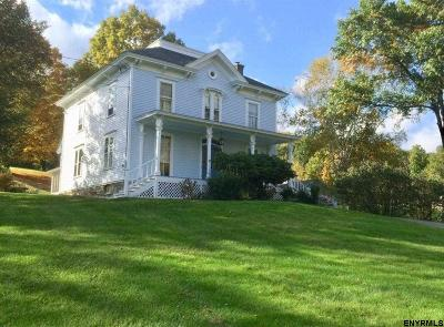 Columbia County Single Family Home For Sale: 391 West St