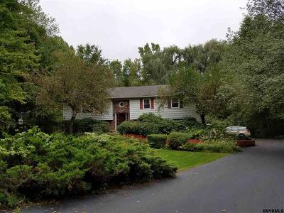 Rensselaer County Single Family Home New: 79 Wildwood Heights