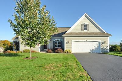 Saratoga County Single Family Home New: 9 Gladstone Circle