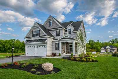 Guilderland Tov NY Single Family Home New: $579,000